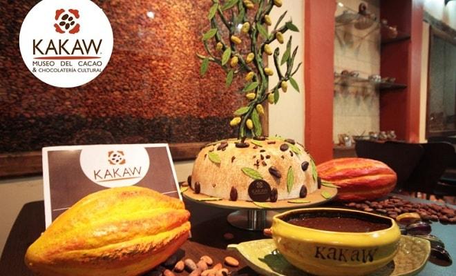 Kakaw Museo del Cacao y Chocolatería Cultural Chiapas