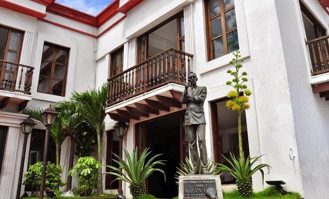 La Casa de la Cultura Agustín Lara