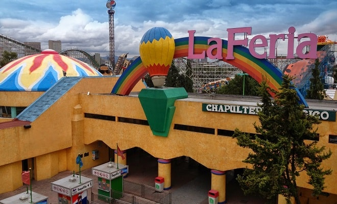 La Feria De Chapultepec Ciudad De Mexico Informacion De Aire Libre