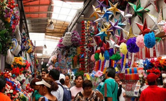 La Merced Ciudad de México