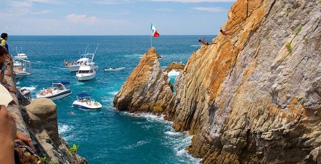 La Quebrada es todo una tradición en Acapulco.