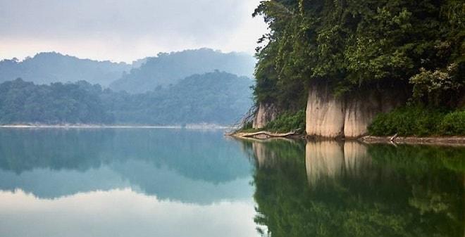 Laguna de Metzabok Chiapas