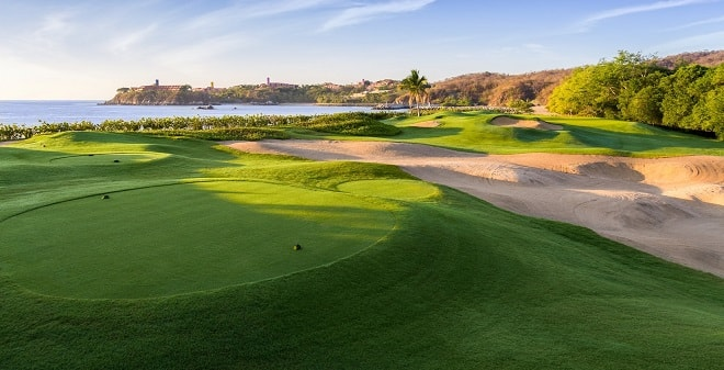 Las Parotas Club de Golf Huatulco