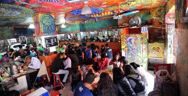 Los Duelistas Pulquería Ciudad de México