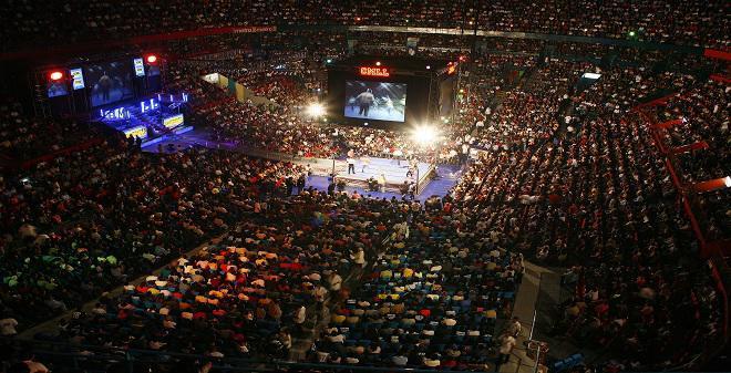 Lucha Libre Arena México