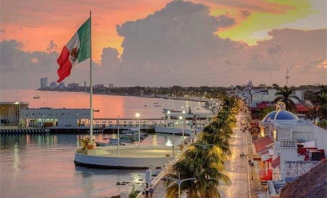 Malecón Cozumel