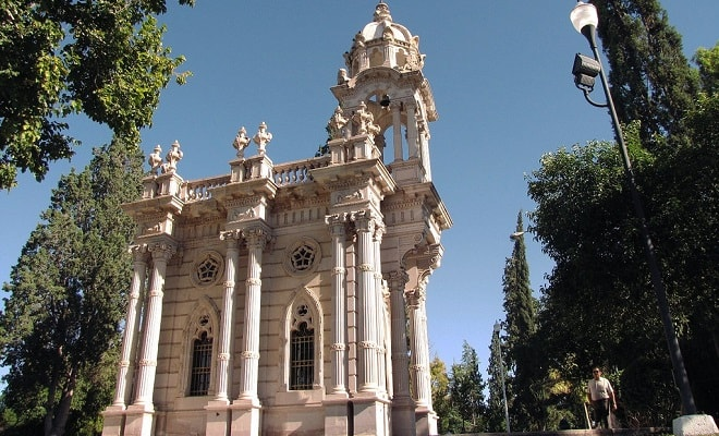 Mausoleo de Villa Chihuahua