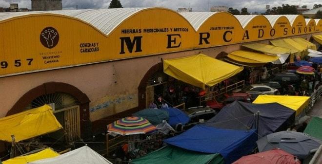 Mercado de Sonora Ciudad de México