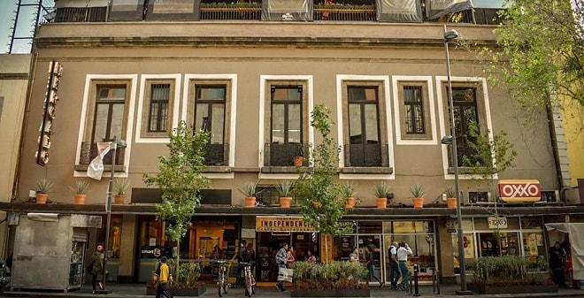 Mercado Independencia Ciudad de México