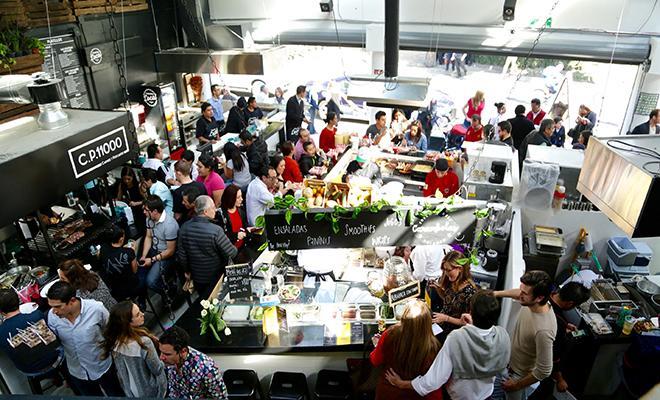 Mercado Molière Ciudad de México