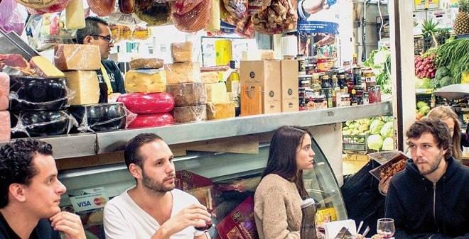 Mercado de San Juan Ciudad de México