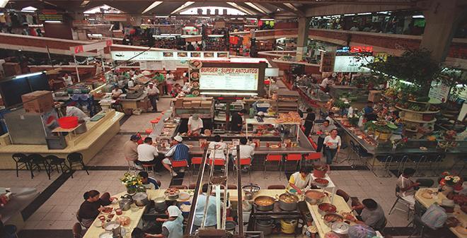 Mercado de San Juan de Dios
