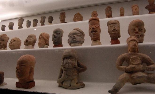Museo de Arqueología Olmeca Coatzacoalcos