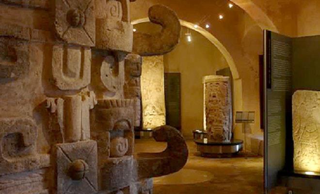 Museo de la arquitectura maya campeche informaci n de for Jardin botanico xmuch haltun