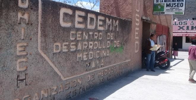 Museo de la Medicina Maya Chiapas