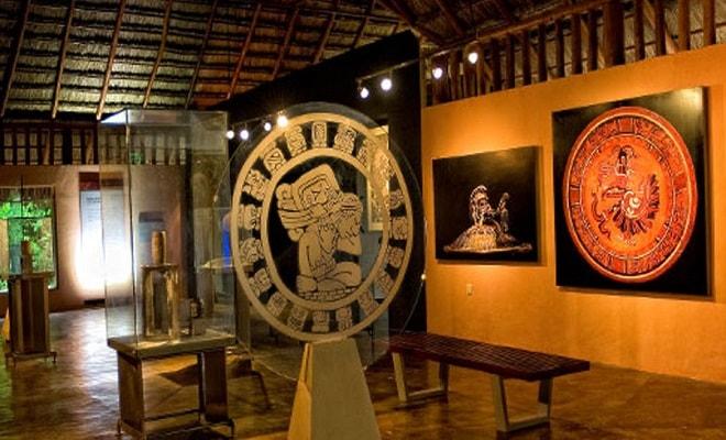 Museo de Naturaleza y Arqueología de Calakmul Campeche