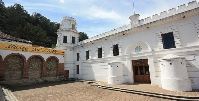 Museo del Ámbar Chiapas