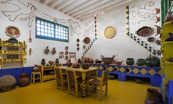 Museo Frida Kahlo Ciudad de México