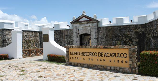 Museo Histórico de Acapulco