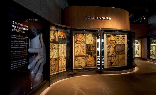 Museo Memoria y Tolerancia Ciudad de México