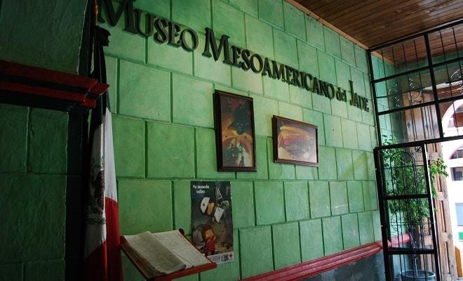 Museo Mesoamericano del Jade Chiapas