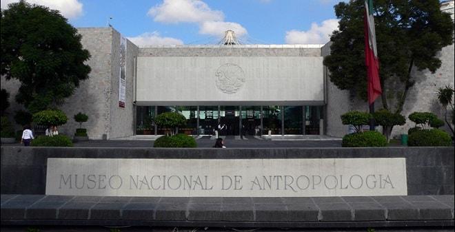 Museo Nacional de Antropología Ciudad de México