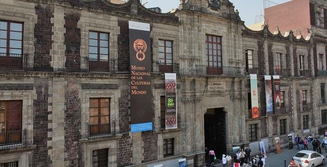 Museo Nacional de las Culturas del Mundo Ciudad de México