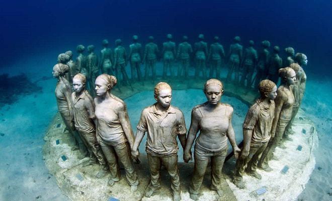 Museo Subacuático de Arte de Cancún