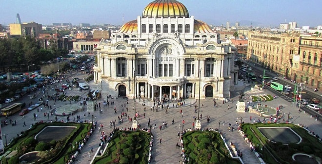 Palacio de los Deportes Ciudad de México