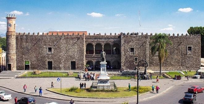 Palacio de Cortés Cuernavaca