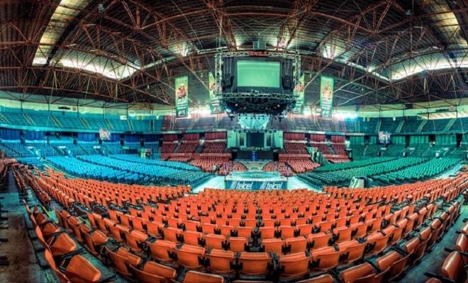 Palacio De Los Deportes Ciudad De Mexico Informacion De Culturales