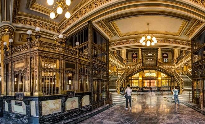 Palacio Postal Ciudad de México