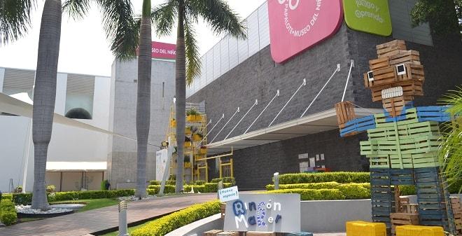 Papalote Museo del Niño Cuernavaca