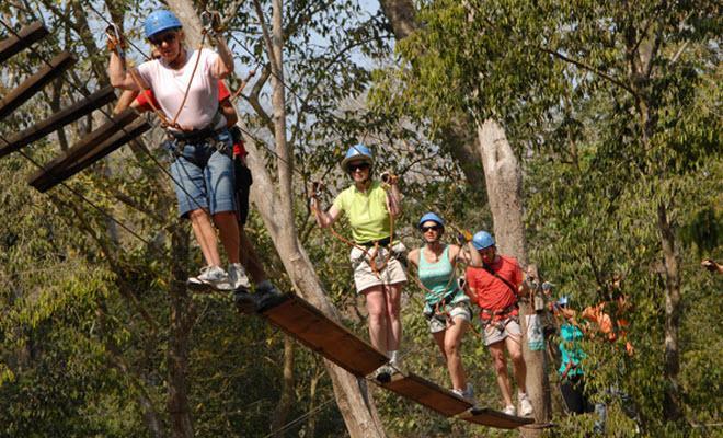 Parque de Aventura Ixtapa