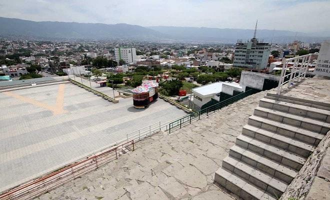 Parque Bicentenario en Tuxtla Gutierrez Chiapas