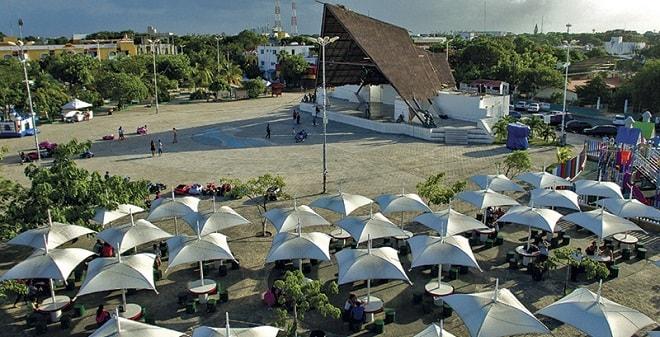Parque de las Palapas Cancún