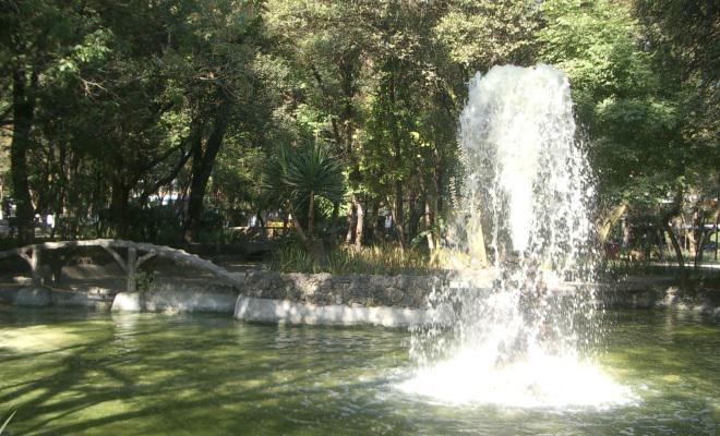 Parque España Ciudad de México