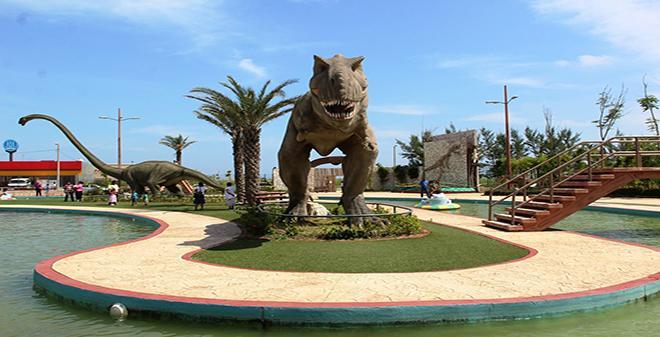 Parque Coatza Jurásico