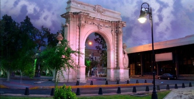 Parque Lerdo de Tejada Chihuahua