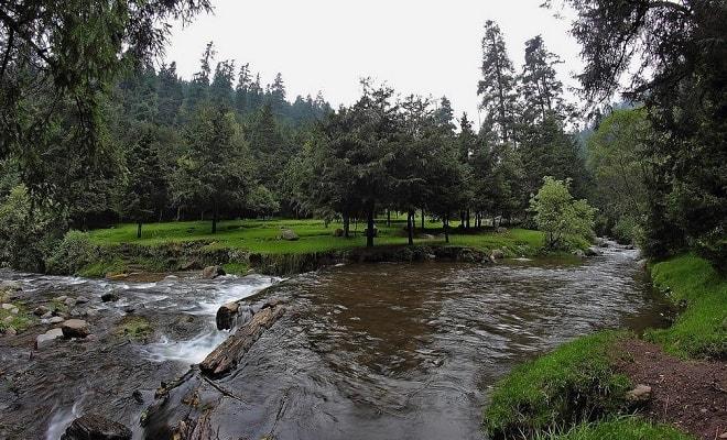 Parque Nacional Los Dinamos Ciudad de México