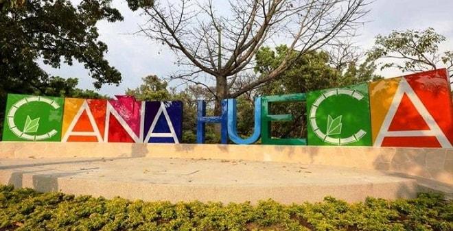 Parque Recreativo Caña Hueca Chiapas