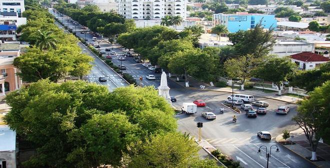 Paseo Montejo Mérida