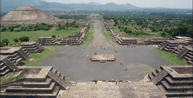 Pirámides de Teotihuacán Ciudad de México