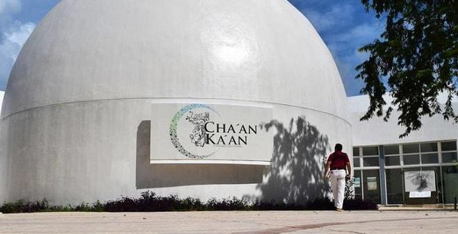 Planetario de Cozumel Chaan Kaan
