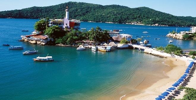 Playa Caleta y Caletilla Acapulco