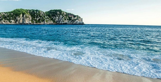 Playa Cuastecomates Costalegre