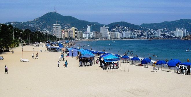 Playa Hornos Acapulco