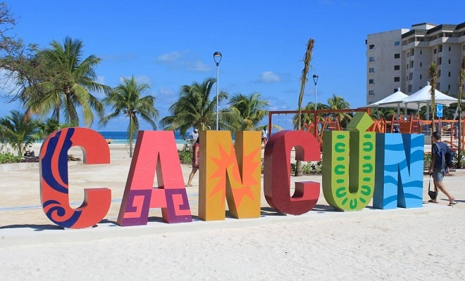 Playa Langosta Cancún