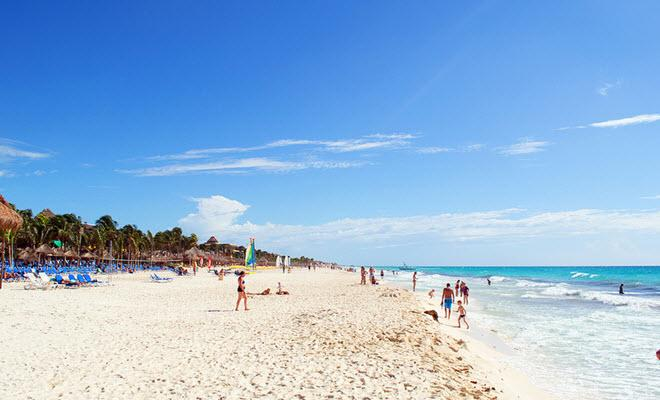 3ba11b0c51dae Playacar Beach Playa del Carmen - Información de Deportes en Playa ...