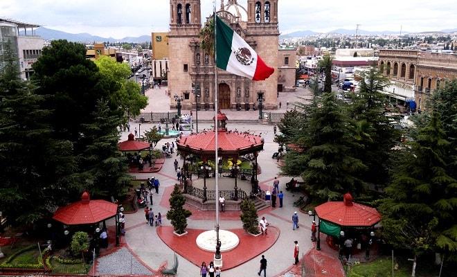 Plaza de Armas Chihuahua